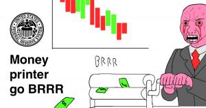 heeft geld printen als financieel stimulus waarde voor bitcoin