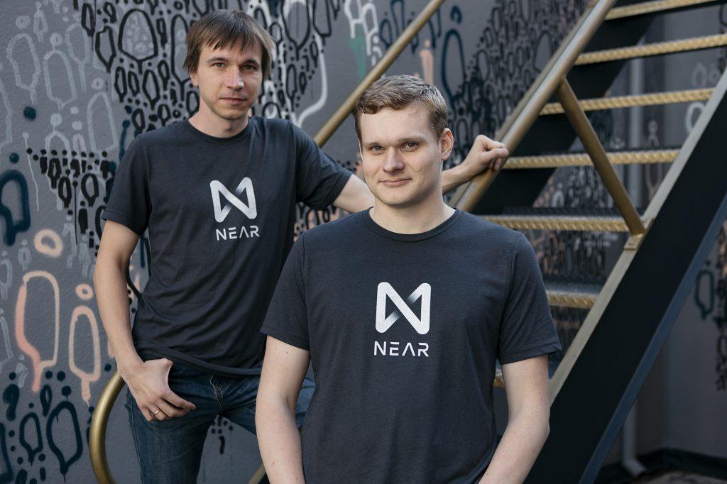 De oprichters van Near Protocol